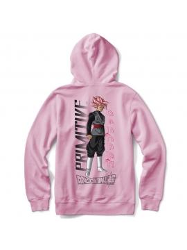 Primitive Skate SSR Goku Black Hood Pink