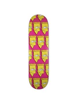 Pizza Skateboards Bart Deck