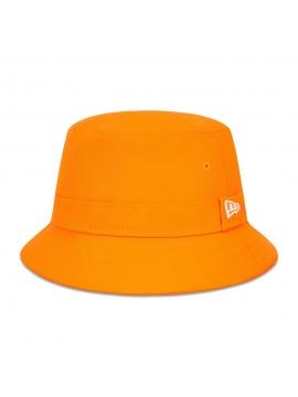 New Era Essential Bucket Hat Orange