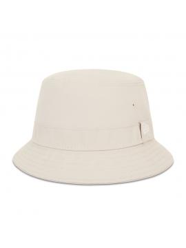 New Era Essential Bucket Hat Stone
