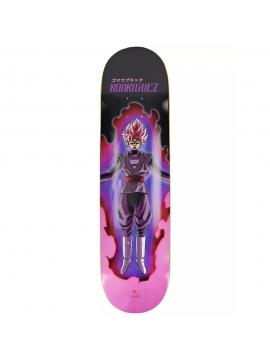 Primitive Rodriguez Super Saiyan Skateboard  - Dragon Ball Super